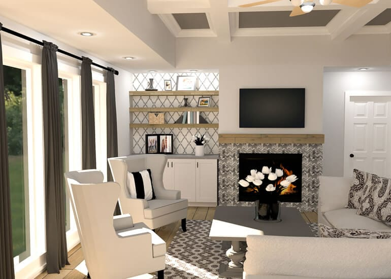 3D Renderings for Interior Designers - Example 5