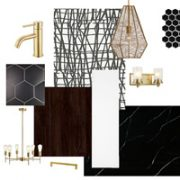 2D Mood boards for Interior Designers