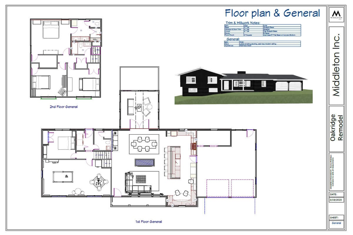Oakridge Design Plans 1