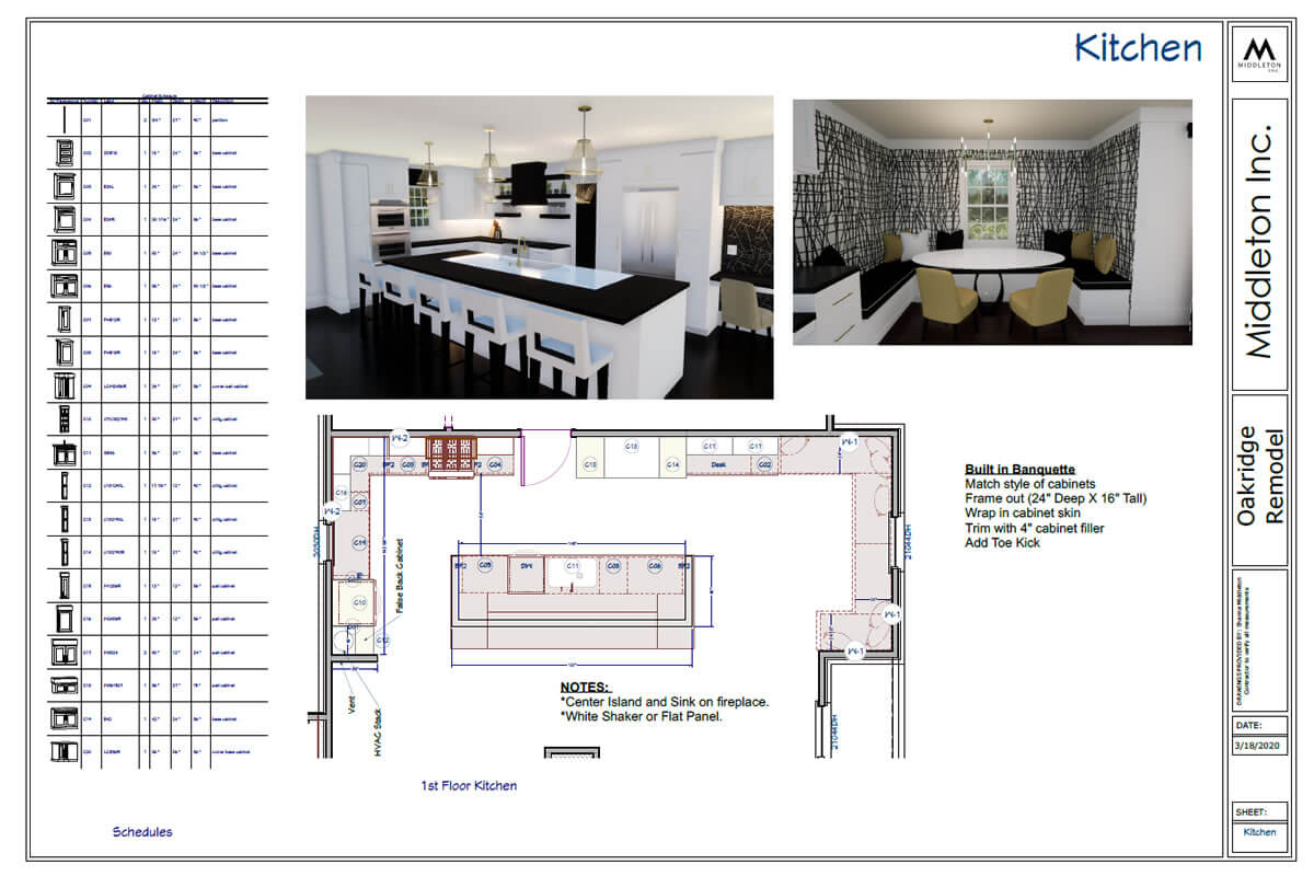 Oakridge Design Plans 2