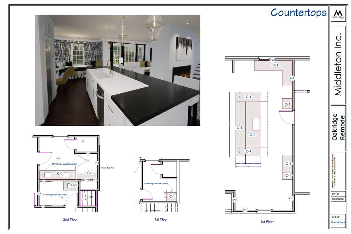 Oakridge Design Plans 3
