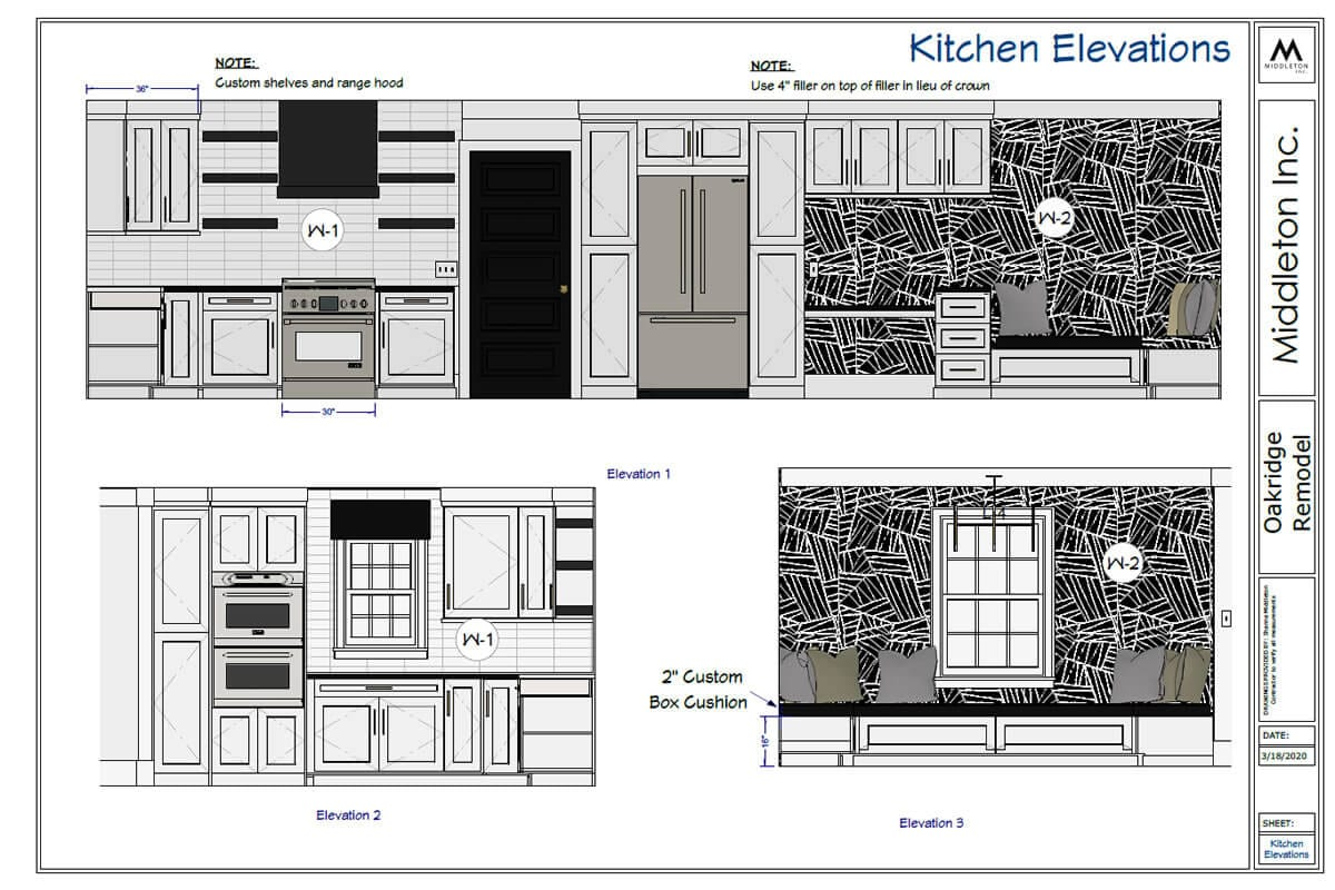 Oakridge Design Plans 4